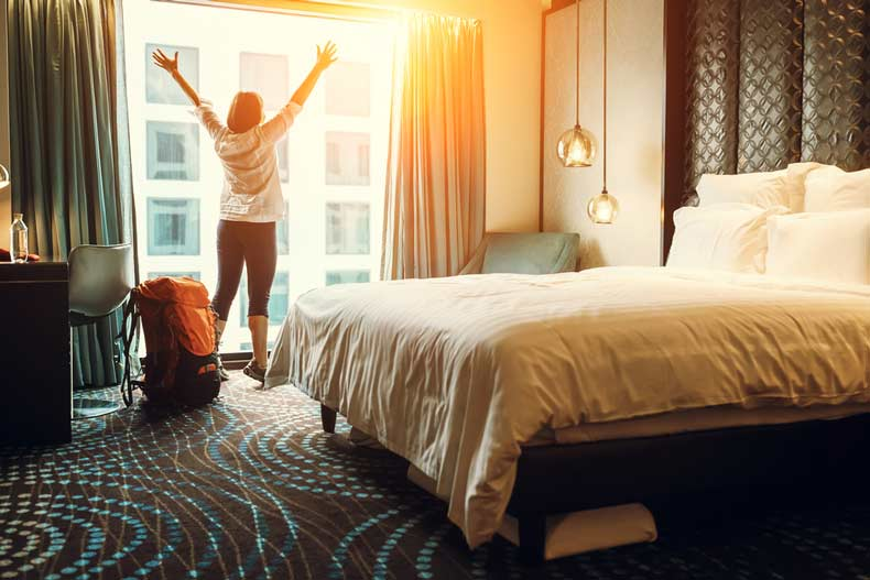 Billig overnatting på hostel i Bergen